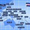南太平洋航专线密克罗尼西亚POHNPEI波纳佩国际海运