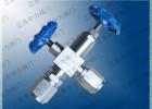 手动高压不锈钢针型节流阀