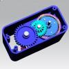 定制推力与速度升降台运动机构设计