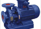 ISZ卧式离心泵 铸铁清水泵 直联式空调泵