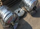 L桥梁专用镀锌波纹管钢带 优质厂家 0.25*36 可订做
