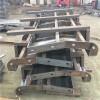高架桥模板-桥梁防护墙钢模具-多年加工制作经营