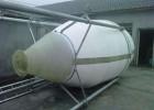 湖南长沙玻璃钢饲料塔隔热性能好防腐蚀
