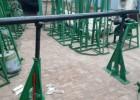 3吨 5吨 8吨三角液压放线架,电缆盘放线支架