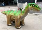 恐龙小童车 仿真恐龙电瓶车