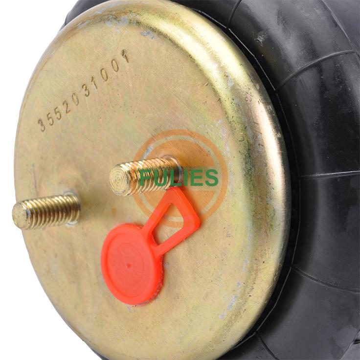 空气弹簧FD200-25CIG1/4减振耐油包头生产厂家