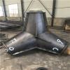 四角锥体型防浪块-水泥预制件模具-优质钢板加工制作