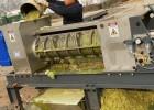 果蔬垃圾粉碎机尾菜脱水机螺旋压榨机供应