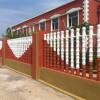 為您推薦恒美建筑型材廠品質好的盤錦圍欄-營口小區圍墻