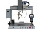 焊锡机 pcb三轴自动点焊加锡设备 鸿展多功能焊锡机