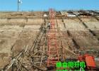 榆林3.6米可定制长度混凝土爬山虎上料机简易爬升式塔式起重机