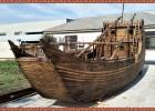 广东福建制造仿古木船厂家郑和下西洋南海一号古帆船定制
