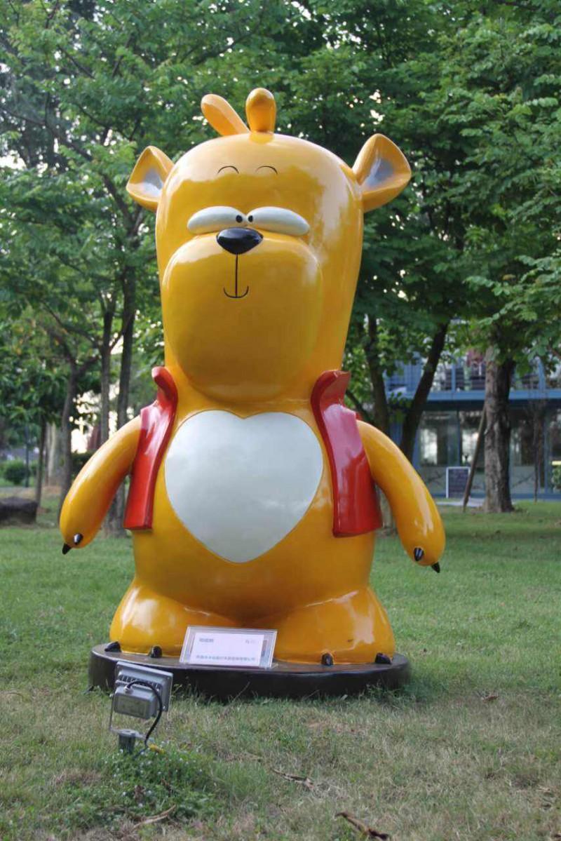 深圳不锈钢雕塑-玻璃钢雕塑-园林景观设计施工厂家
