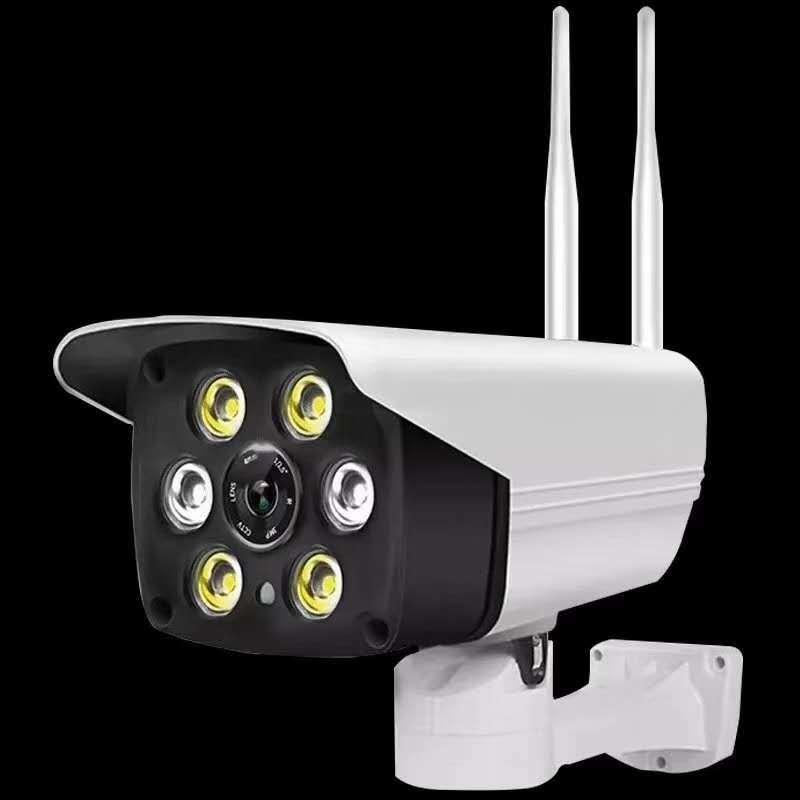 智能无线安防摄像机