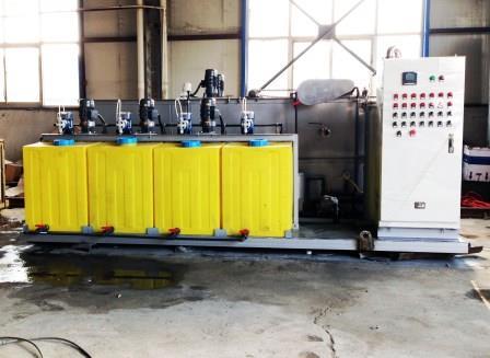 山西致德环保IWQ-10精密水中除油设备