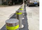 湖北小区物业路桩  湖北警示柱防撞柱 预埋式路桩 阻车器路桩