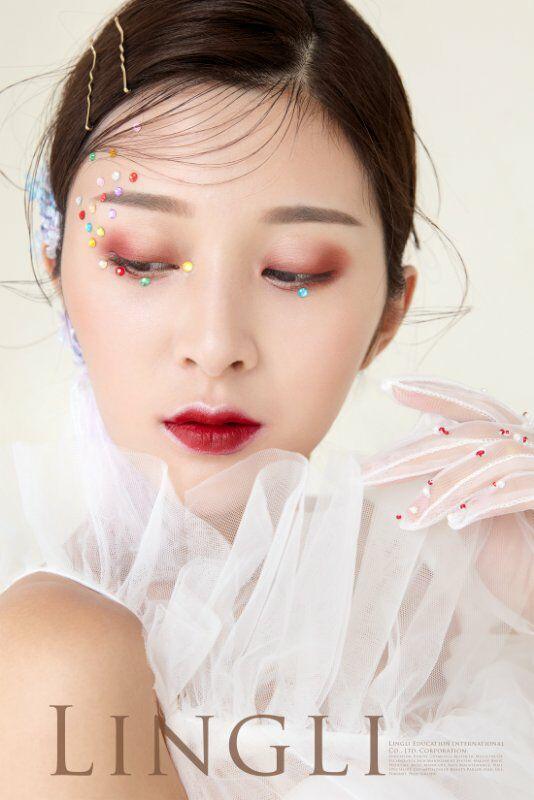 岳阳玲丽化妆培训学校