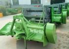 拖拉机带动的牧草秸秆切碎打捆机玉米秸秆粉碎压捆机国家补贴产品
