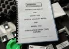1052车门测速仪-DEBRON关门速度仪