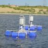 漂浮式机械雾化蒸发器价格 污水池处理蒸发设备