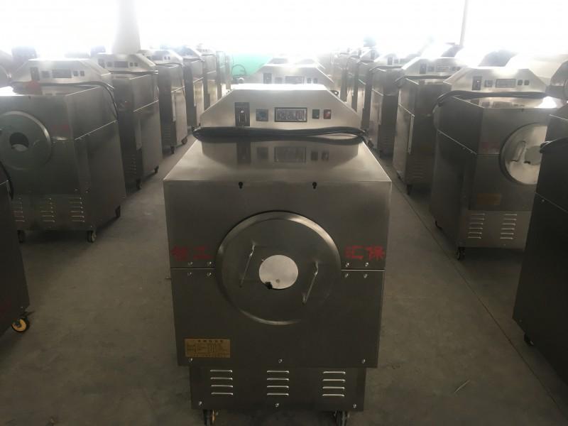 DCCZ5-4小型电磁炒货机