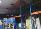 深圳重型仓储货架大型库房货架横梁式托盘货架布匹货架东莞货架