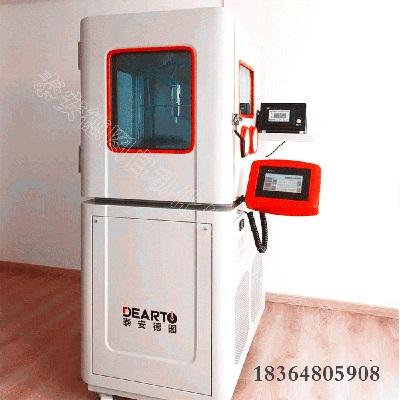 泰安温湿度检定箱厂家 触摸屏控制温湿度检定箱质优价廉
