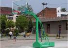 惠城区篮球架专卖店 家用移动篮球架 学样户外埋地篮球架