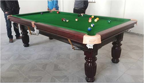 惠城区台球桌生产厂家供应美式家用台球桌 室内外桌球台