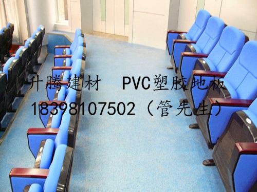 武胜幼儿园PVC塑胶地板柔软幼儿园彩色地板