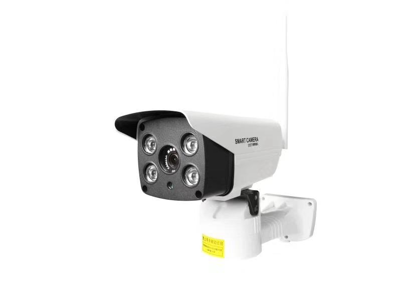 无线智能报警高清摄像机