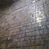 铸石板 储煤仓铸石衬板 落煤斗煤仓衬板 防潮 自润滑 防粘堵