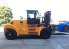 国内16吨出租型叉车18吨设备搬运大型叉车供应厂家