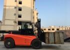 华南重工重型12吨叉车13.5吨叉车出厂优惠价格