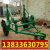5吨电缆拖车 机械钢线炮车 电缆放线车型号