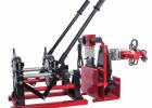 pe管热熔对焊机小管径专用160-63两环手动手推