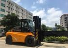 华南重工叉车福建13.5吨三级门架叉车厂家
