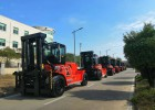 12吨到36吨天然气重型叉车LNG大吨位叉车国内厂家品牌