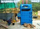 强力液压双缸废纸箱打包机厂家定制