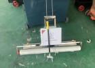 生产混凝土水泥覆膜机 自动振平盖膜机 振动去脚印机器