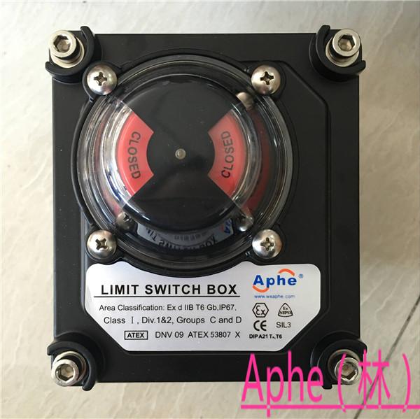 ALS-500PP本安防爆阀位指示器APL-420N进口开关