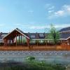 木结构设计、木屋设计、木建筑设计、木别墅设计