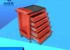 工具柜工具箱多功能多层零件车汽修五金周转车
