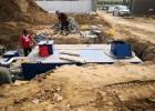 辉县市生活污水处理地埋式设备