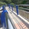 桥梁不锈钢复合管护栏美观大方敲好看