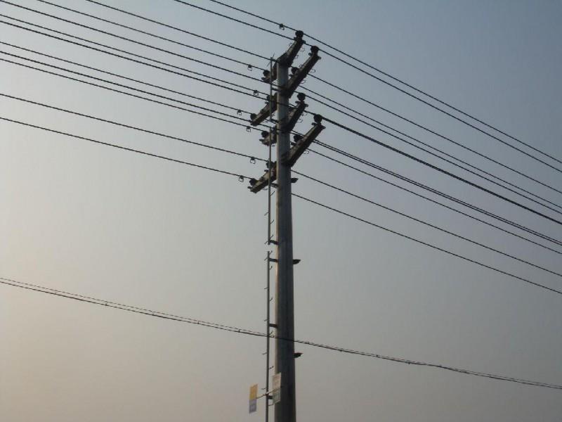 呼和浩特市66kv电力钢杆生产厂家 型号顺通电力设备厂