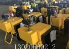 一轮式压土机 手推式单钢轮压地机限时优惠进行中