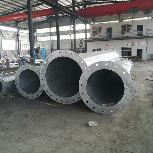 金属钢杆 钢杆基础打桩,霸州市顺通电力设备