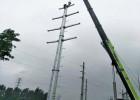 19米电力钢管杆 金属钢杆厂家霸州市顺通电力厂