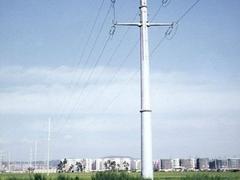 晋城市66kv电力钢杆生产厂家 型号顺通电力设备厂